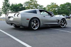 "19"" MRR GT 5 Wheels Set for Chevrolet Corvette C5 Rims Caps and Lugs Staggered"