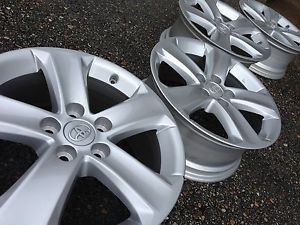 "2014 17"" Toyota RAV4 Rav 4 Highlander Lexus Venza Factory Stock Wheels Rims"