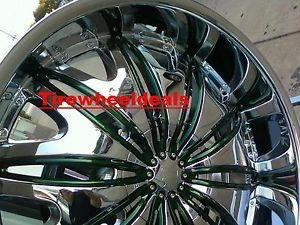 18 inch Velocity 820 Wheels Rims Tires Fittoyota Nissan Kia Mazda Chrysler Chevy