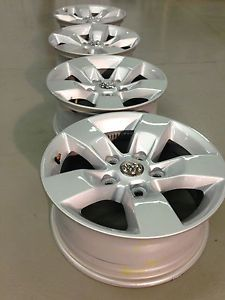 4 2014 Dodge 1500 RAM Sport Factory 17 Wheels Rims Caps Hemi Big Horn