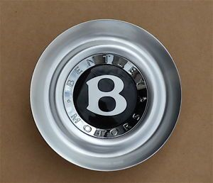 Genuine Bentley Continental Flying Spur Mulliner 20 inch Wheel Center Cap