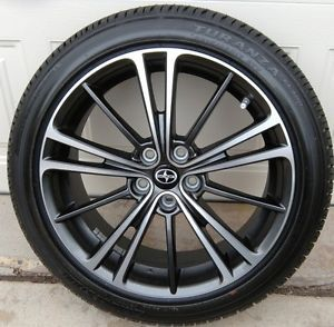 "17"" Scion Matrix Celica 2008 2009 2010 2011 2012 2013 Wheels Rims Tires 4"