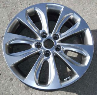 "18"" Alloy Wheels Rims for 2011 2012 Hyundai Sonata Set of 4 Brand New"