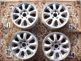 "Kia Amanti 16"" Wheels Rims Stock Alloy Hyundai Sonata Elantra 16"" Wheels 5x114 3"