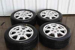 "03 Cadillac cts 17"" Wheel Tires Rims Set LKQ"