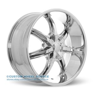 "20"" U2 35 Chrome Rims Fits Infinity Jaguar Lexus U2 35S Wheels"