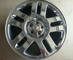 2011 Dodge Nitro Factory Rims 20 In