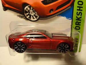 Hot Wheels 2014 202 2013 Hot Wheels Chevy Camaro Special Edition C Case Release