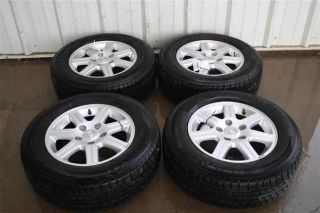 "10 Chrysler Town Country 17"" Wheel Tires Rims Set"