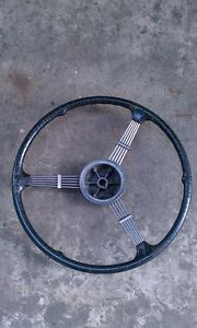 1935 36 Ford Banjo Steering Wheel