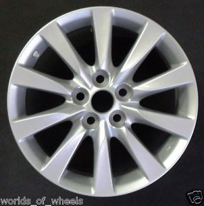"2011 Lexus LS460 18"" 10 Spoke Painted Factory Wheel Rim H 74221"