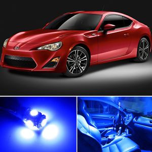Fr s Blue LED Lights Interior Package Kit for Scion FRS