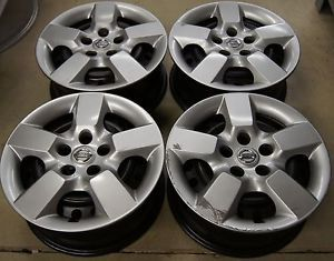 "Nissan Rogue Factory 16"" Wheels Rims Wheel Covers 08 12 62499 Free SHIP 2"