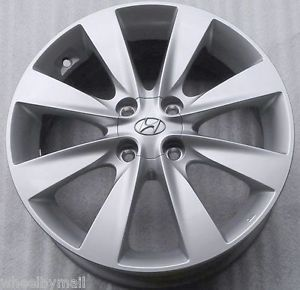 "16"" Hyundai Accent 2012 2013 12 13 Factory Wheel Rim 70817 529101R305 New"