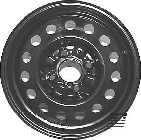 "15"" Factory Steel Wheel Rim Fits 2001 2003 Hyundai Elantra"