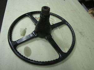 Jaguar XK120 Steering Wheel with Nut