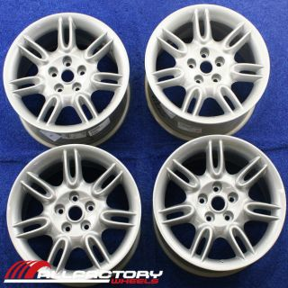 "Jaguar XK8 18"" 2001 2002 Factory Rims Wheels Set SSS 59715 59716"