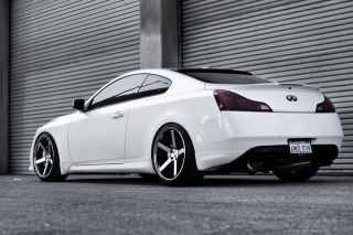 "19"" Lexus IS250 is350 Stance SC 5IVE Machined Concave Staggered Wheels Rims"