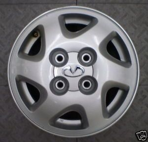 "73630 Infiniti G20 14"" Factory Alloy Wheel Rim"