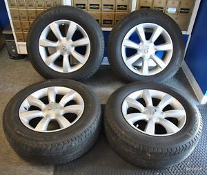 "Infiniti FX35 FX45 Factory 18"" Wheels Tires Rims Set"