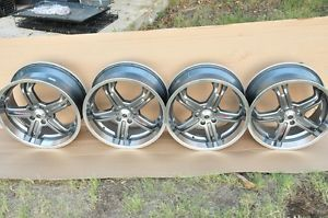 "19 x 8 inch TRD Alloy Wheels for Scion XB Set of 4 Used ""Good Condition"""