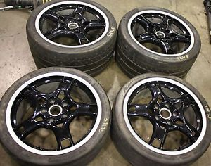 "Porsche 911 997 Carrera Lobster Wheels Rims 19"" in 8x19 11x19 Used"