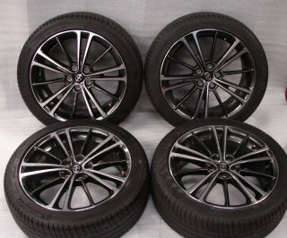 "4 17"" 2013 Scion Fr s 15 Spoke Wheels Rims with Tires"