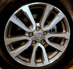 2013 Nissan Pathfinder Wheels Rims