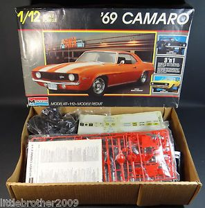 1 12 Scale Model Car Kits