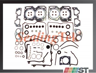 99 03 Subaru EJ25 SOHC Engine Cylinder Head Gasket Set Kit Car Parts Components