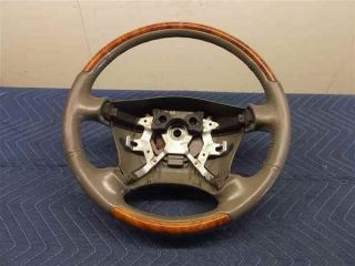2003 Infiniti I35 Steering Wheel Wood Grain LKQ