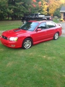 2000 Subaru Legacy GT Auto Low Miles All Wheel Drive Loaded  01 Start