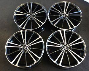 17'' Scion FRS Rims Wheels Fit Subaru BRZ 16 18