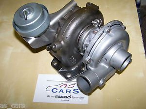 IHI VJ32 Turbo Charger 2 0 Diesel Mazda 6 02 05 Reconditioned