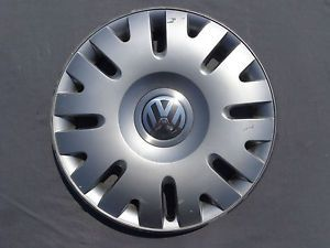 "04 10 Volkswagen VW Beetle Hubcap Wheel Cover 16"" 1C0601147M H13 B183"