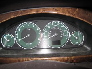 Jaguar x Type Steering Wheel