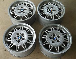 BMW Motorsport E36 M3 Wheels Rims 17x7 5