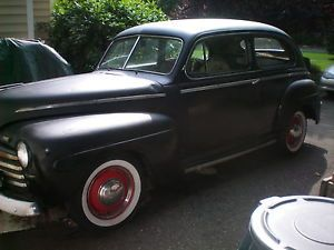 1946 Ford 2 Door Sedan Restore Parts Flathead Ford V 8