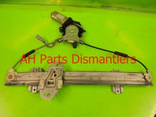96 97 Acura RL Front Passenger Right Door Power Window Regulator Motor