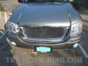 GMC Envoy Grille Bentley Mesh Chrome Grill 02 2006 New