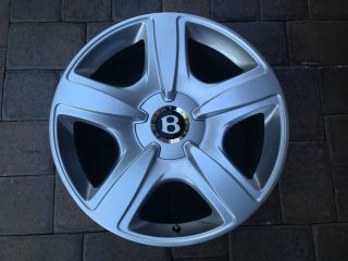 "19"" Bentley Continental Flying Spur Wheels Rims NH1098 Set of 4"