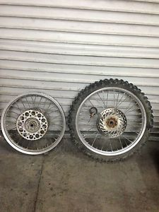 Honda CR250 Rear Wheel