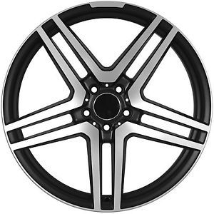 "19"" AMG Style Wheels Rims Fit Mercedes W211 E320 E350 E550 E63 2003 2009"