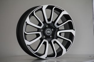 "20"" Wheels for Range Land Rover HSE Supercharged Autobiography Rims New Set"