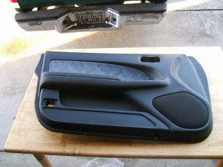 1996 Nissan Maxima Drivers Side Front Interior Door Panel