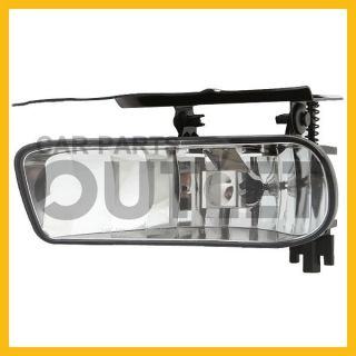 02 06 Cadillac Escalade Fog Lamp Assembly GM2593138 New Halogen Light Bulb Right