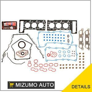 Chrysler Concorde Dodge Intrepid 2 7L Full Gasket Set
