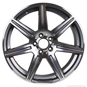 "19"" Mercedes Benz Wheels Staggered Aggressive Sport AMG Style Rims for C Class"