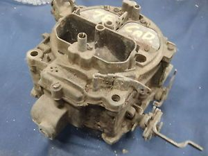 GM 1968 Cadillac Sedan Coupe DeVille Fleetwood Eldorado Parts Carb Rochester 68