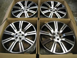 "20"" Range Rover HSE Sport Stormer Wheels Supercharged Land Rover 19 20 22"